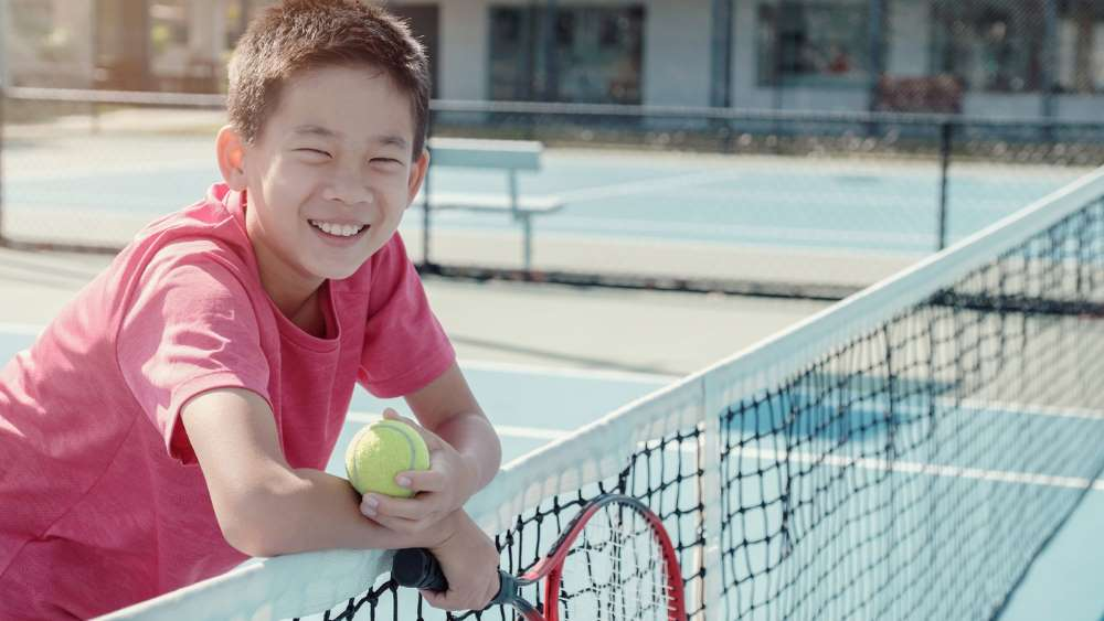 The Benefits of Tennis For Kids
