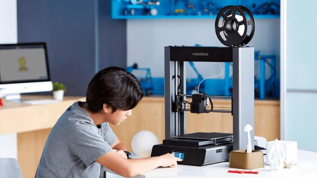 The Benefits of 3D Printing in Children's Education