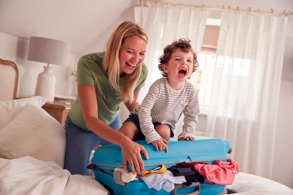 Simplifying Travel With Kids