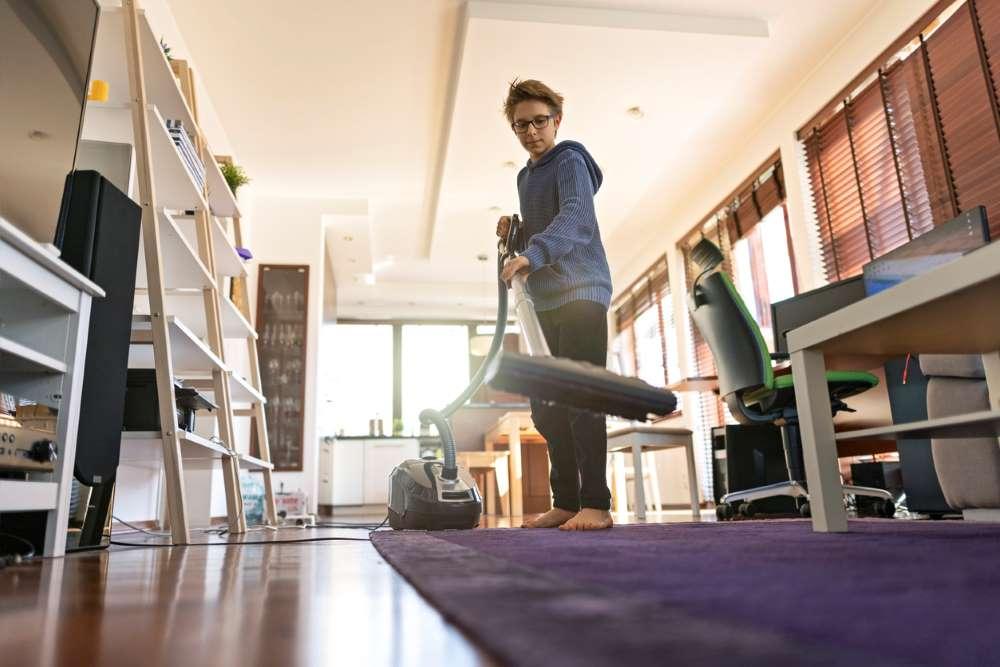 Carpet Cleaning Easier