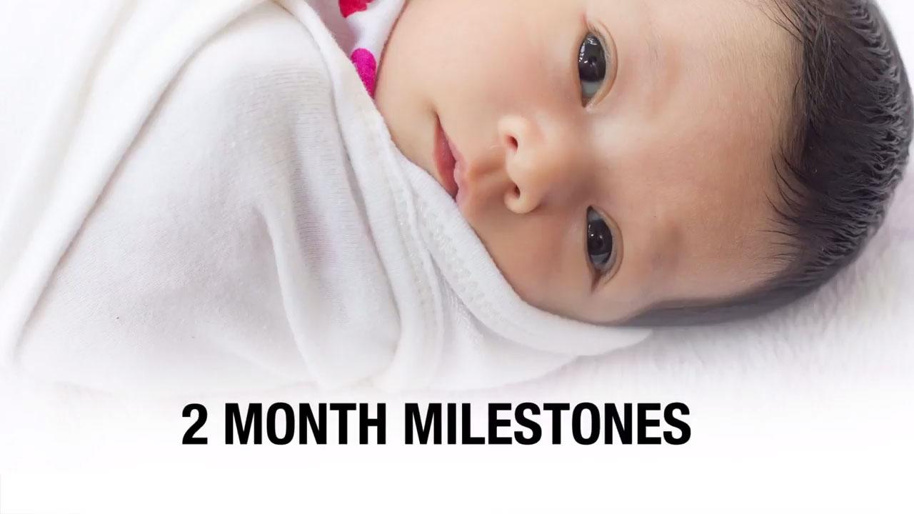 2 Month Milestones