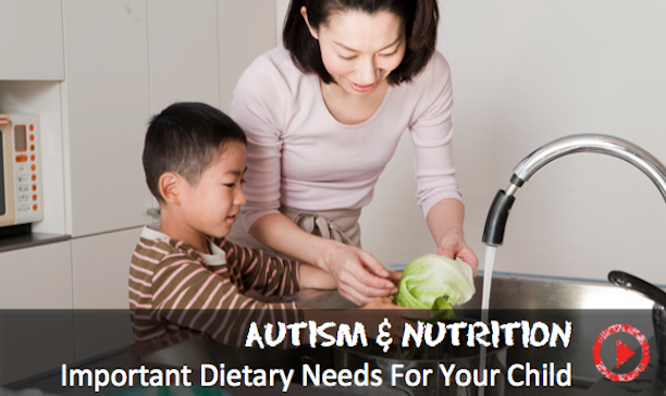 Foods that children with autism should avoid