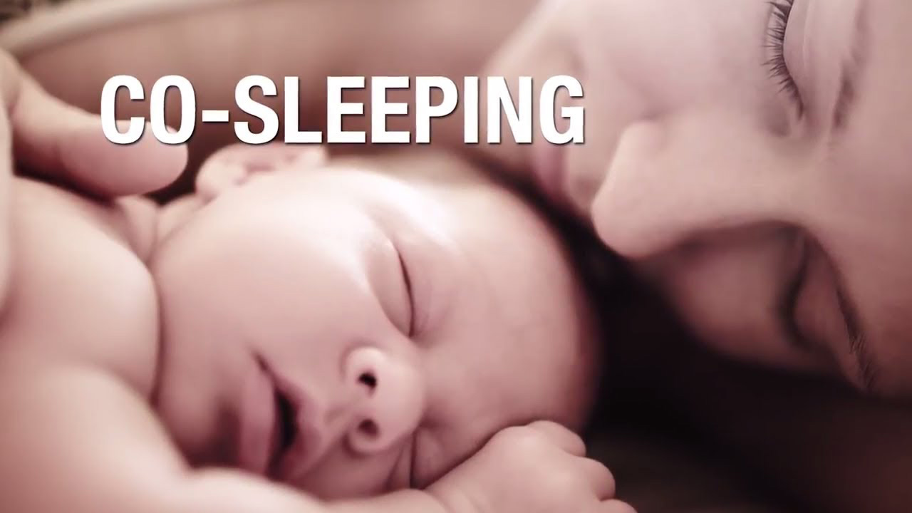 Research Based Benefits of Co-Sleeping