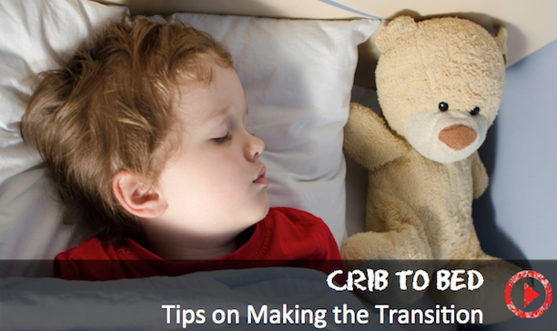 How and when to transition from a crib to a toddler bed