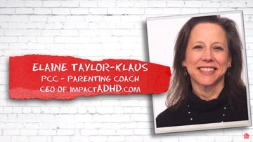 Full Interview with Elaine Taylor (How To Thrive with ADHD Live Tv Show)