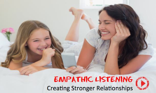 How to practice empathic listening with kids