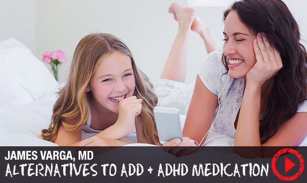 ADHD alternative treatments