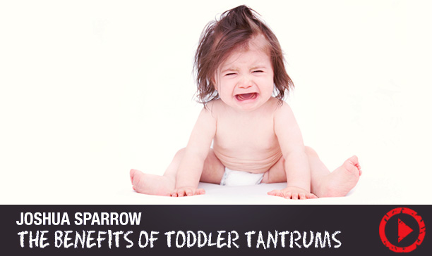 Tantrums Start By 18 Months. Here
