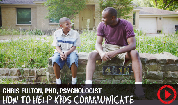 Helping kids communicate more effectively
