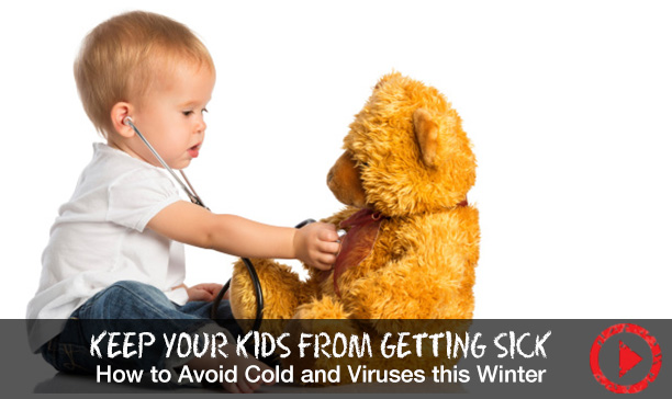 How to avoid colds and viruses