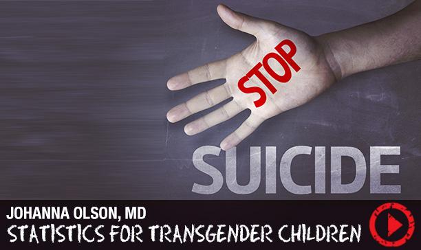 Statistics for transgender children