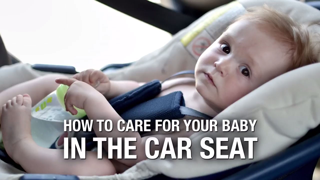 How to care for your baby in a car Seat?