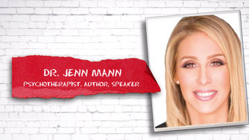 Full Interview with Jenn Mann from Sex Life and Relationship Live TV Show