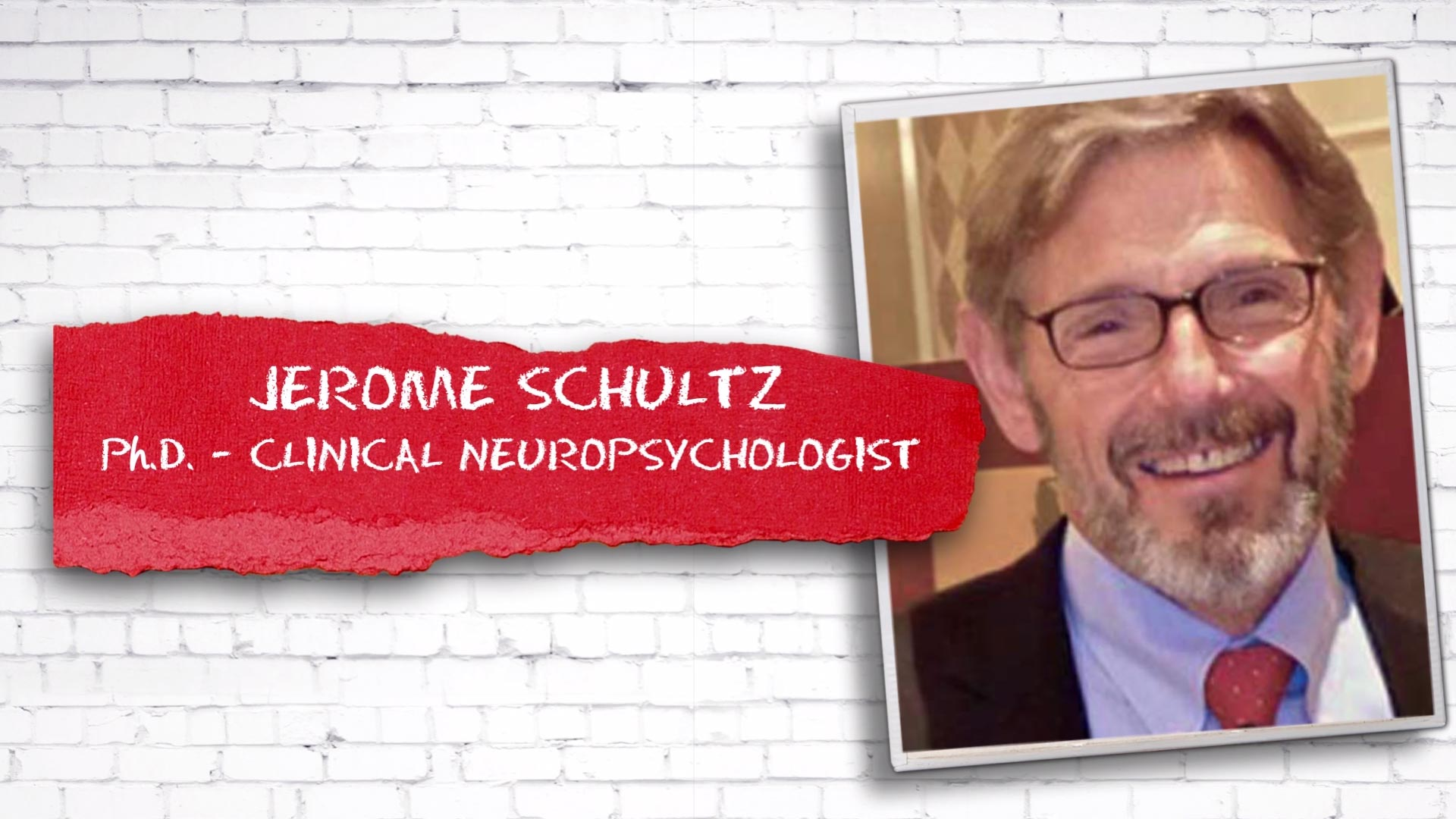 "Full Interview with Jerome Schultz from ""How To Thrive with ADHD"" Live Tv Show"