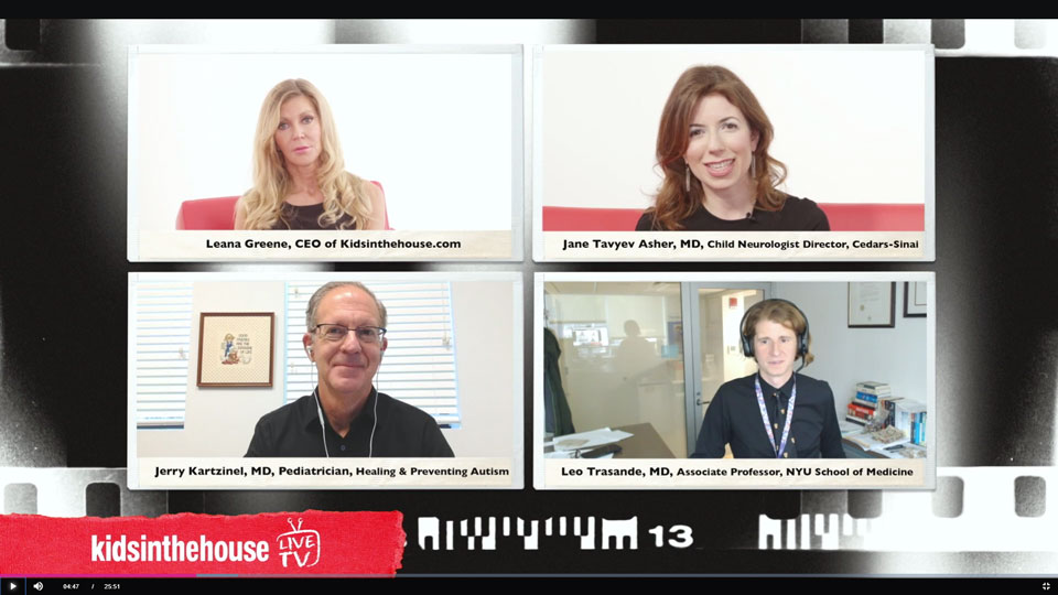 Panel 2 - segment from Autism Live Tv Show