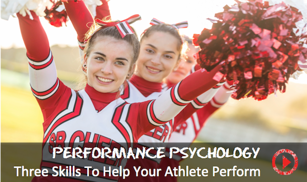 Using performance psychology to reach your potential