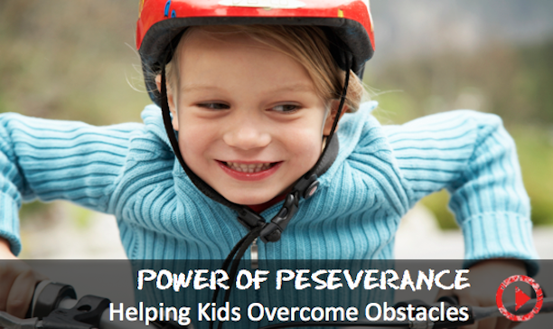Power of persevering and overcoming obstacles