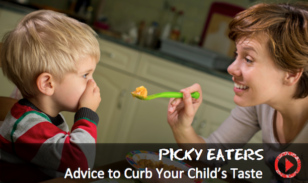 Tips to help picky eaters