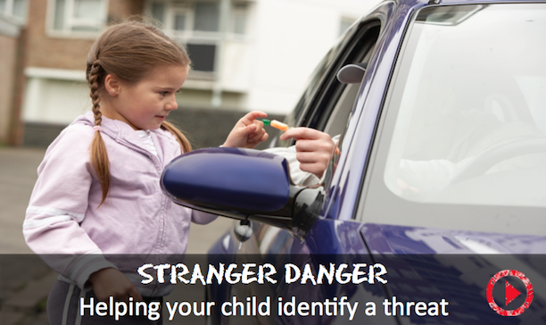 Is stranger-danger a real threat?