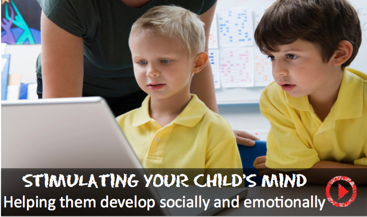 The best ways to stimulate your child