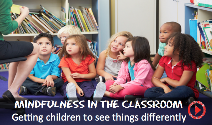 Introducing mindfulness into the classroom