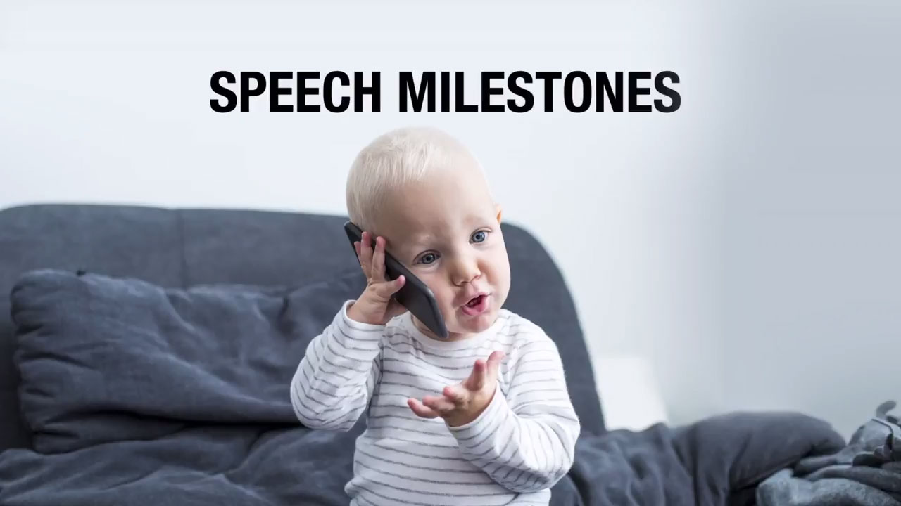 Speech Milestones