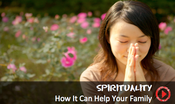 How to teach your child to be spiritual