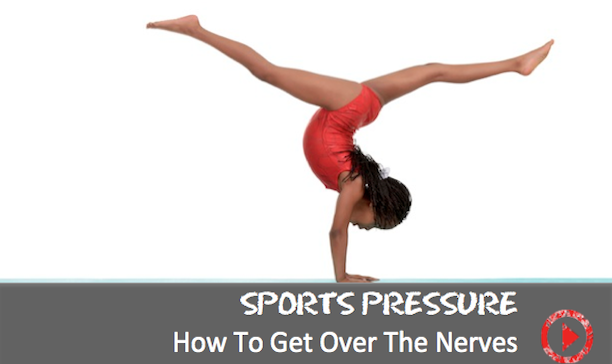 How to help your child perform under pressure