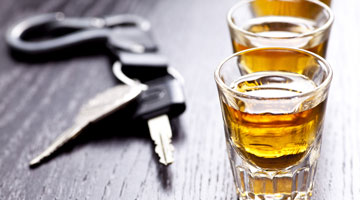 The legal consequences of drunk driving