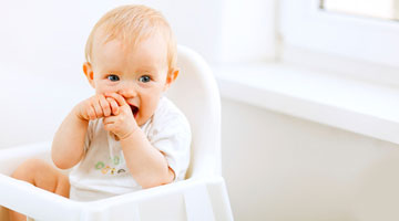 How to soothe teething discomfort