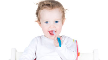 The effect of reflux on young teeth