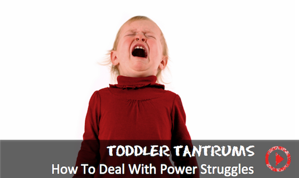 How To Help Toddlers Bounce Back After A Tantrum