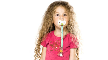 Weaning off the bottle or breast