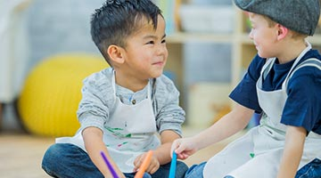 What to look for when touring a preschool