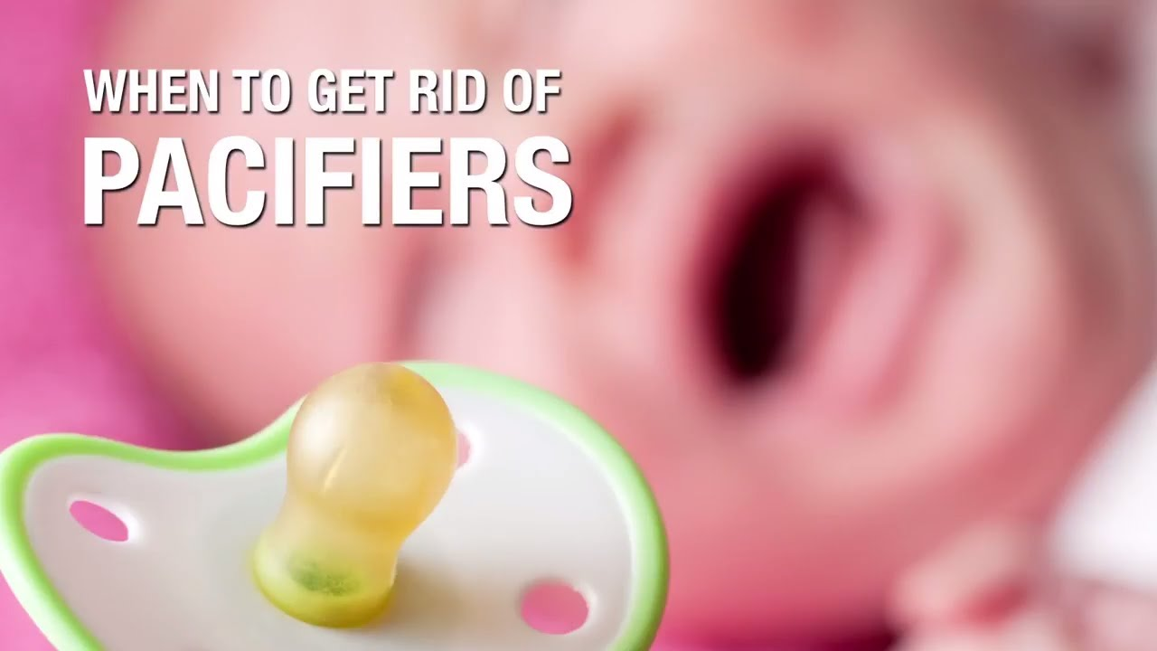 Should you use pacifier?